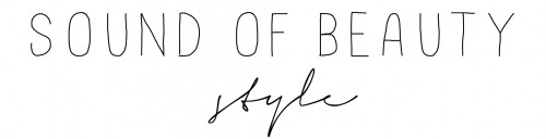 Website oficial soundofbeautystyle