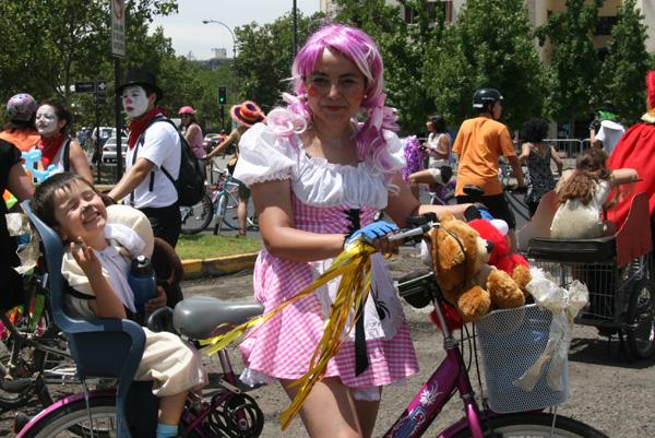 Carnaval a Pedal