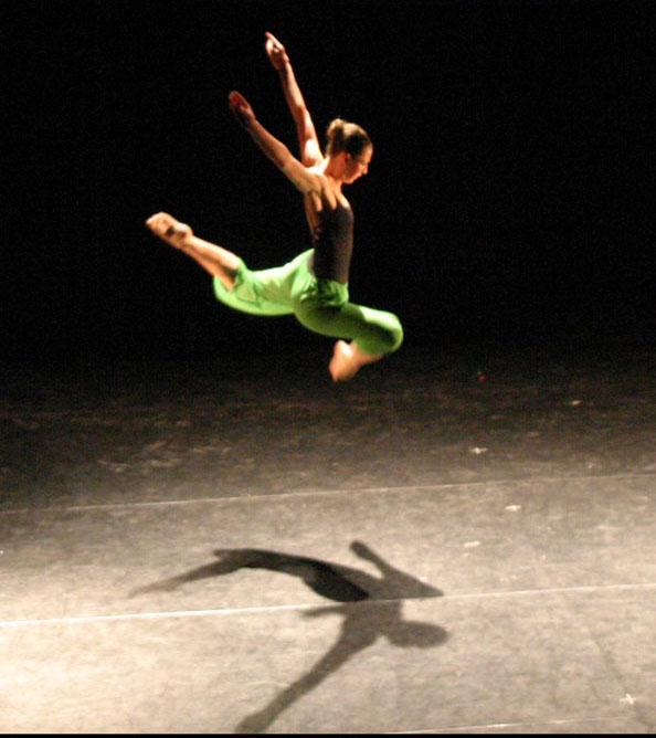 ¿Qué es lo q sientes, cuando la danza se apodera de tu cuerpo?