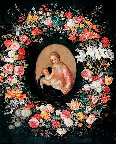 guirnalda-de-flores-con-la-virgen-y-el-nino-frans-francken-ii-y-adries-daniels