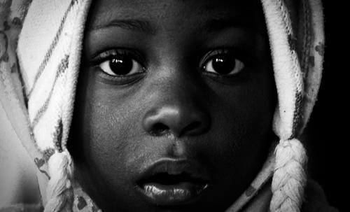 rostros de haiti