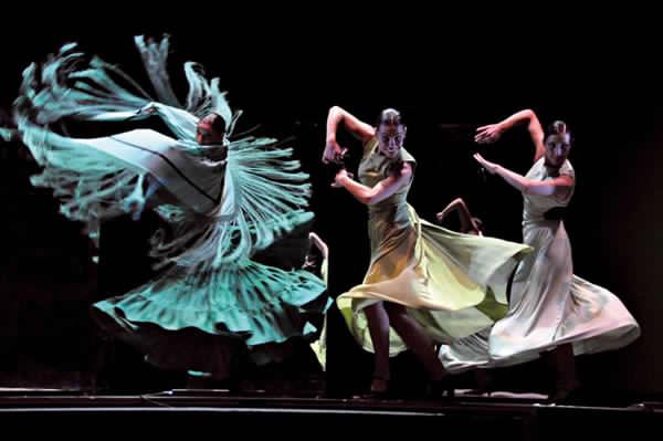 Llega a Chile la aclamada obra de flamenco de Carlos Saura