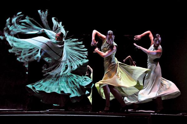 Carlos Saura Flamenco Flamenco de Carlos Saura