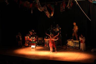 concierto aborigen