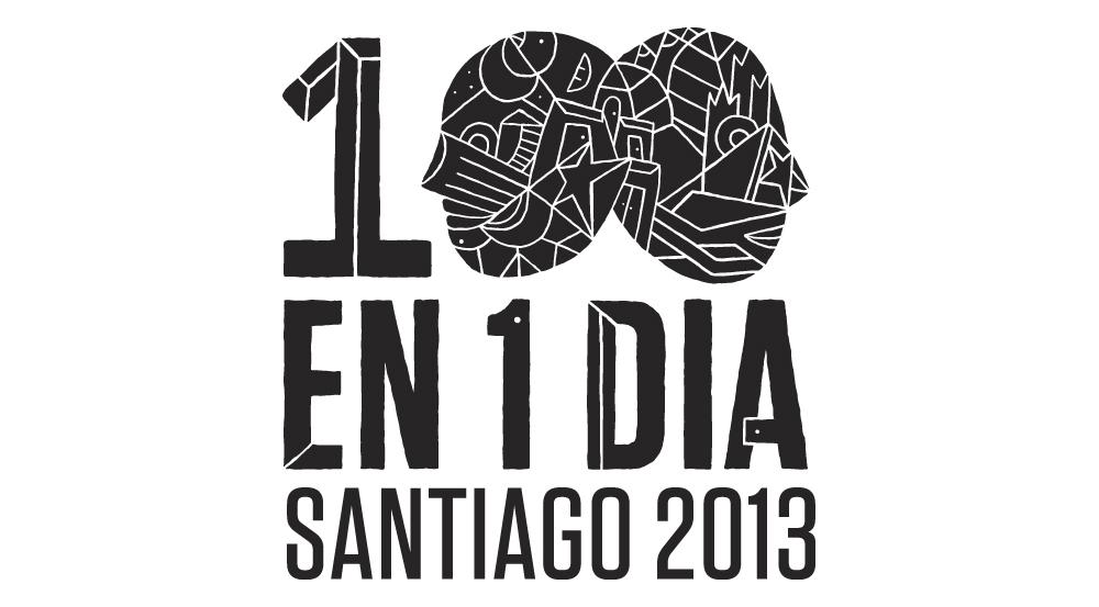100en1dia_santiago2013