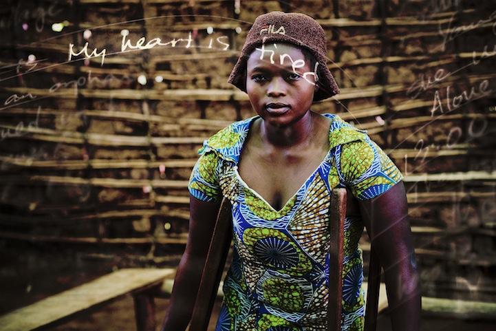 """""""Las mujeres del Congo"""" por Paula Serrano"""