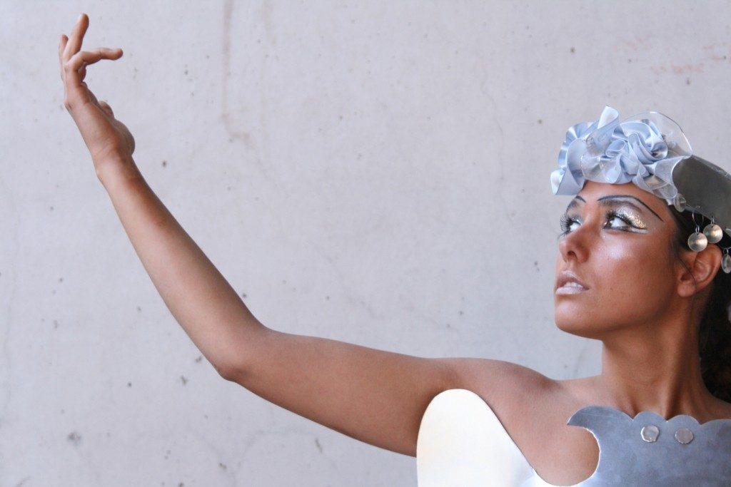 Desfiles Arte Al Limite con Vestuario Experimental