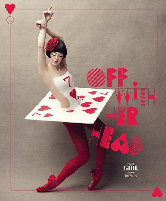 El Ballet de las Maravillas, Wonderland un libro del Ballet de Washington