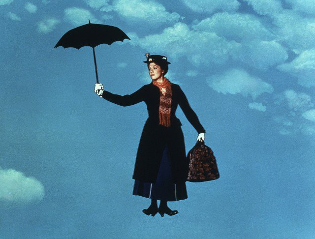 Marry Poppins cumplió 50 años
