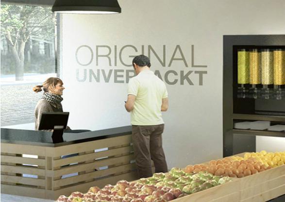 Primer Supermercado en el que los productos no llevan envases