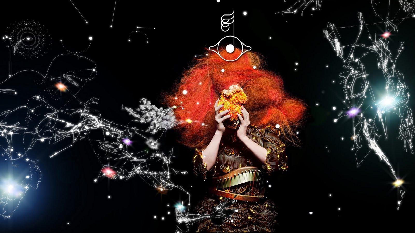 Biophilia película de Björk