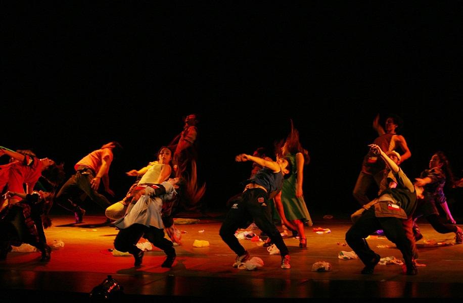 Encuentro Universitario de Danza