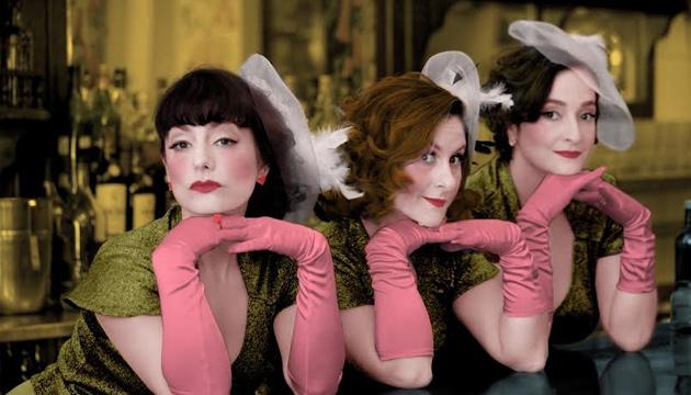 "Pink Milk ""Radio Divas"""
