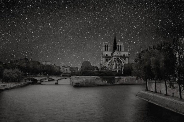 Las oscuras ciudades de Thierry Cohen