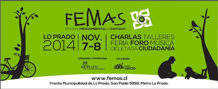 FEMAS Festival Medio Ambiental