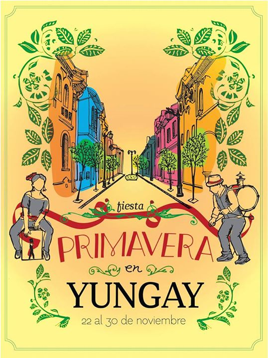Fiesta de la Primavera en Barrio Yungay
