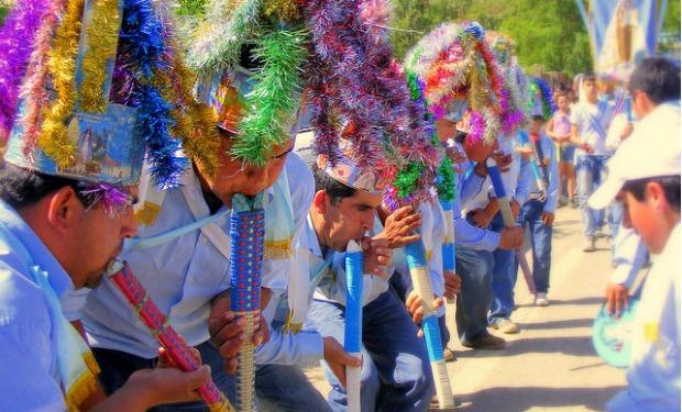 Los Bailes Chinos se convirtieron en la primera Danza Chilena Patrimonio de la Humanidad