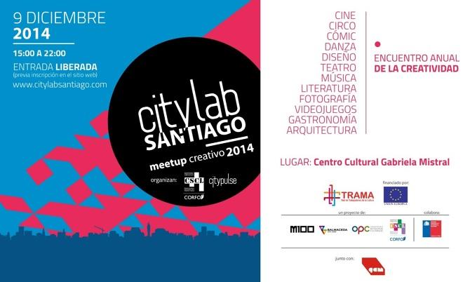 City Lab Santiago, encuentro anual de la creatividad
