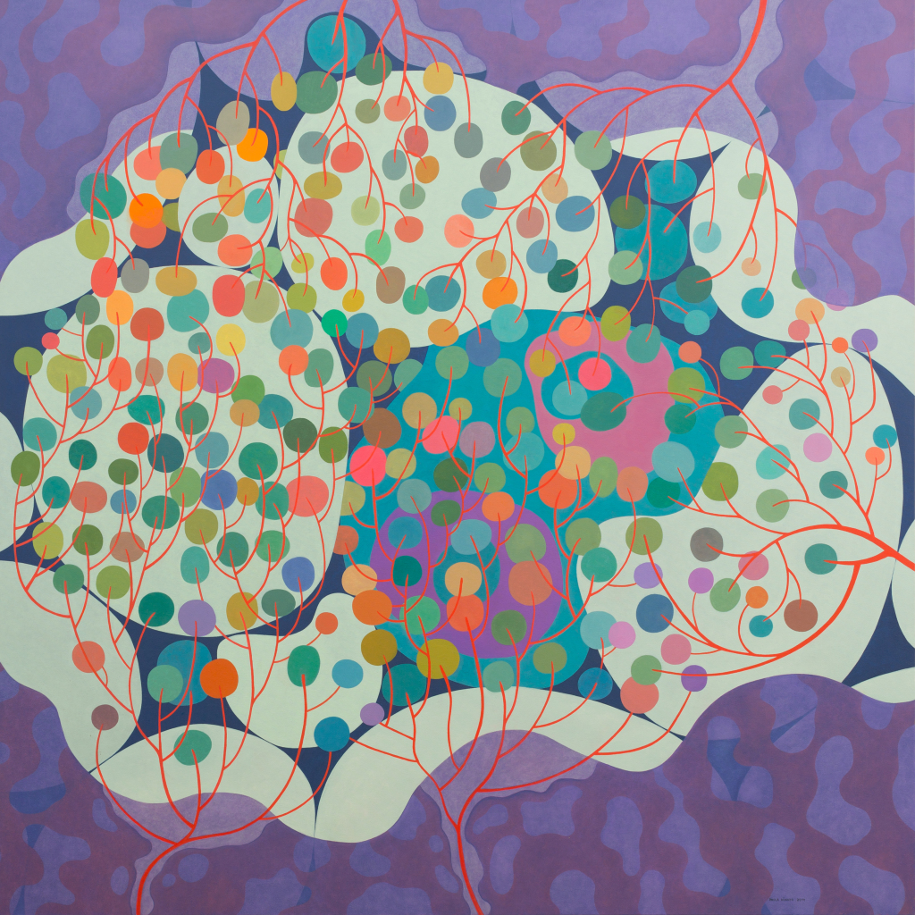 Oleo-tela 130x130 cm. Paula Dünner 2014 (2)