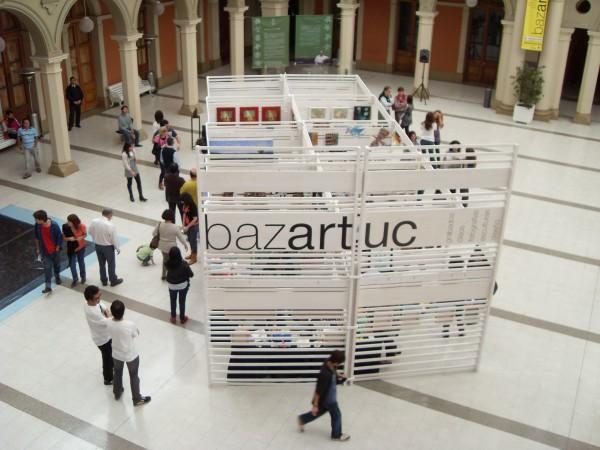 Bazart UC 2014, Feria de Arte Actual