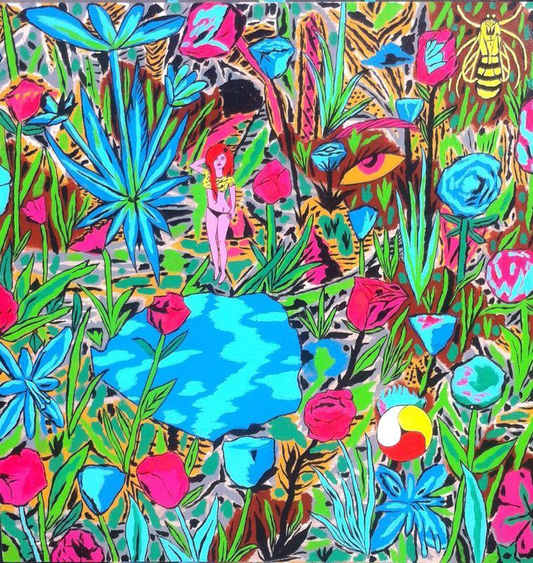 """Inner garden / jardín interior"""