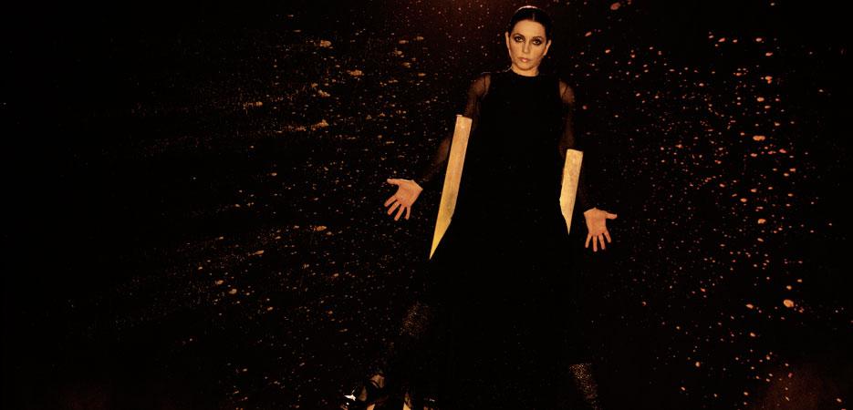 Ay! espectáculo flamenco de  Eva Yerbabuena