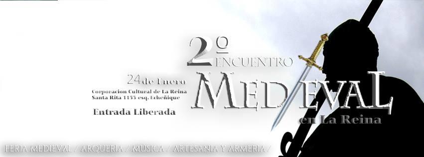 Segundo Encuentro Medieval en La Reina