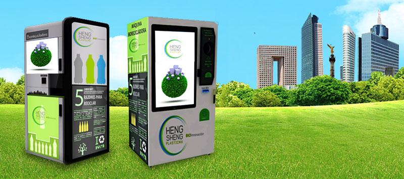 En países como México ahora puedes recibir dinero a cambio de reciclar botellas, seria increible pasara en  en Chile