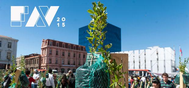 FAV 2015 Festival de las Artes de Valparaíso