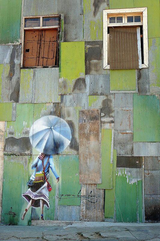 Cinco Trazos, Experiencias de Arte Urbano
