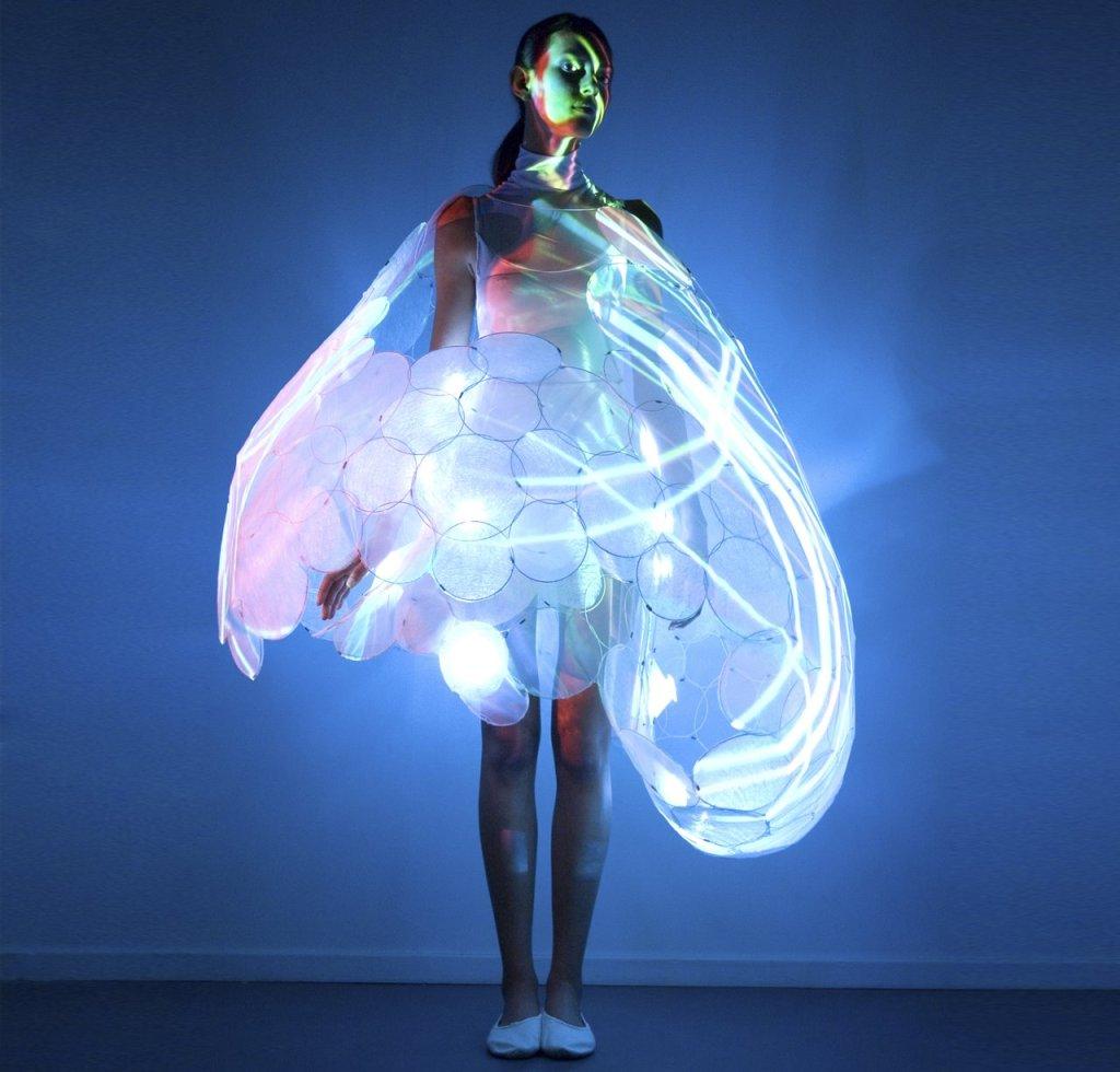 Lucy McRae la arquitecta corporal