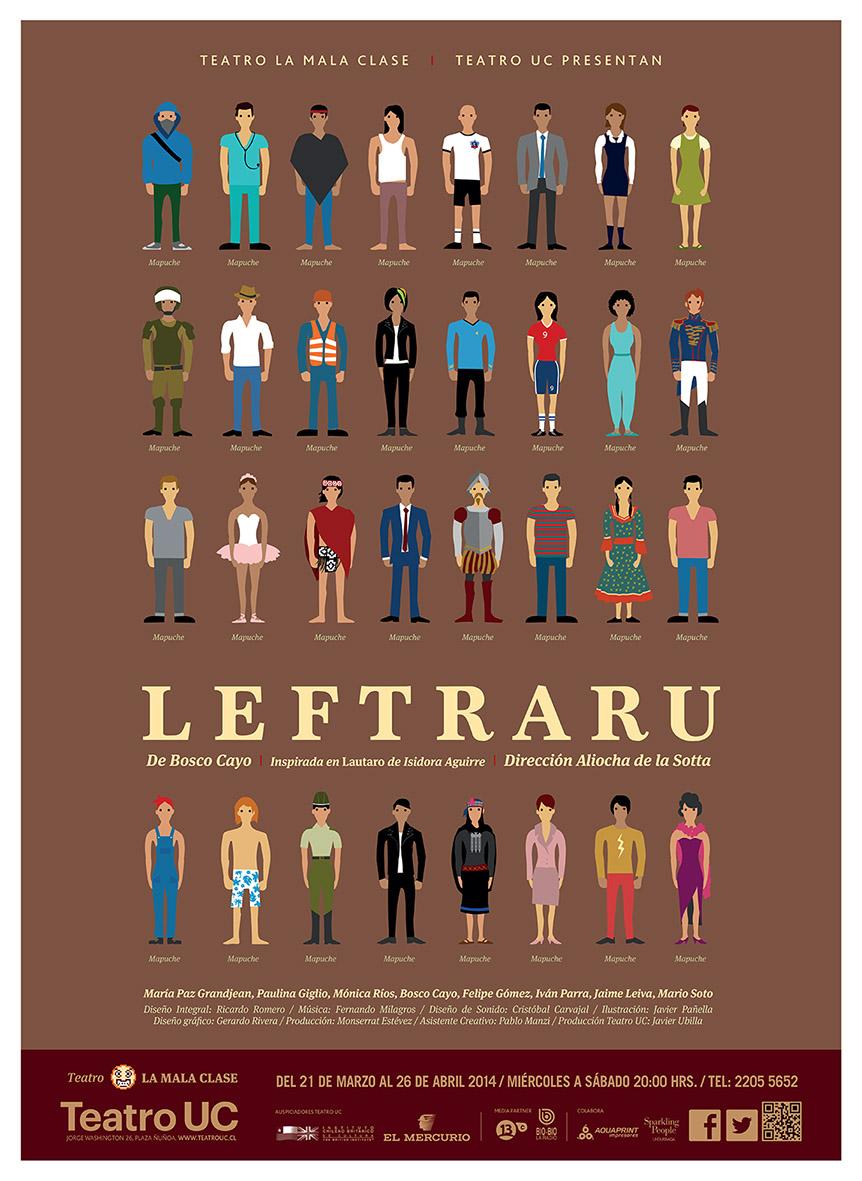 """Leftraru"""