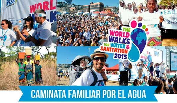 Caminata Mundial por el Agua