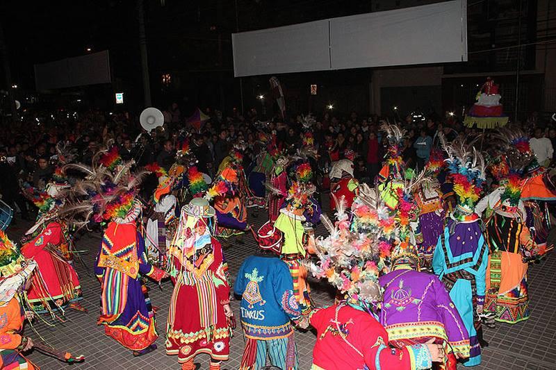 Octavo Carnaval sin Fronteras