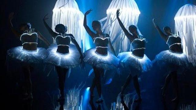 Las coreografías y el baile muchas veces se toman las películas