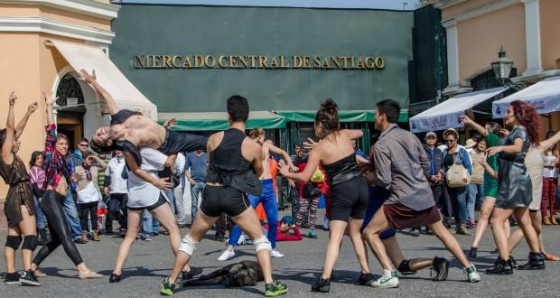 Con 12 horas de baile en el espacio público se celebra el mes de la danza
