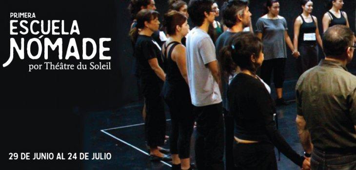 Théatre Su Soleil Llega por Primera vez a Chile con su Escuela Nómade