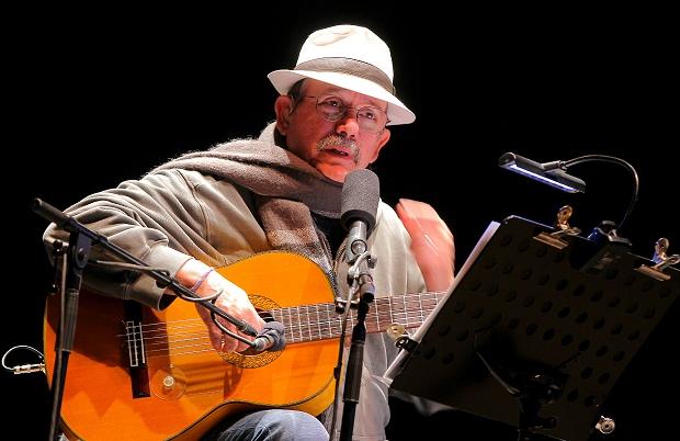 Silvio Rodriguez en Concierto