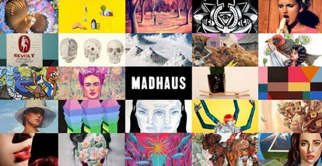 Aniversario Galería Madhaus con Animal Kingdom de Andrea Rodriguez Vial