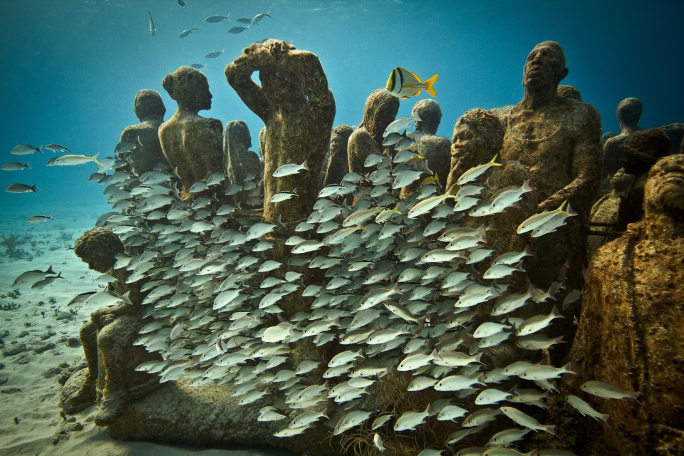 05-overview-silent-evolution-mexico-jason-decaires-taylor-sculpture