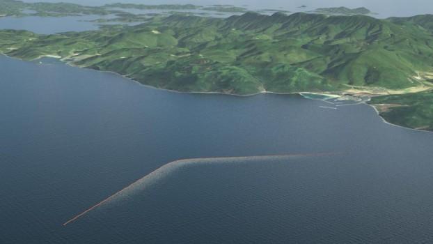 Japón instalará poderoso sistema para limpiar océanos, creado por estudiante de 20 años