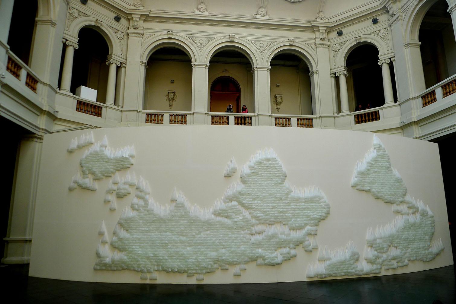 """""""Un relato personal"""" un registro de la Colección de Arte contemporáneo de Juan Yarur"""