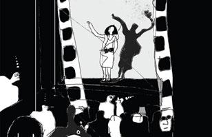 La contadora de películas, Compañía Teatro Cinema