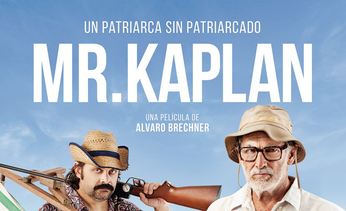 Mr Kaplan en Centro Arte Alameda