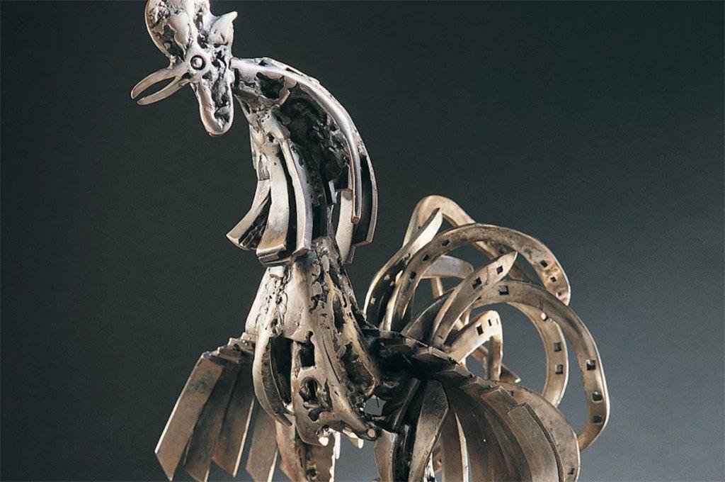 Sergio Castillo: domador de metales