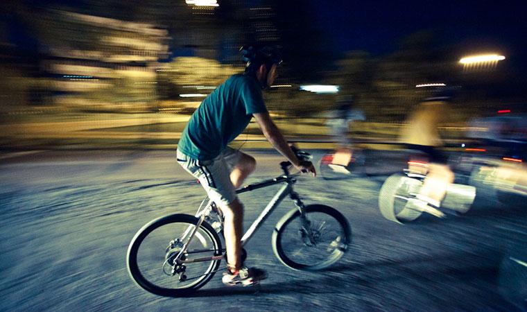 Cicletada del primer martes del mes