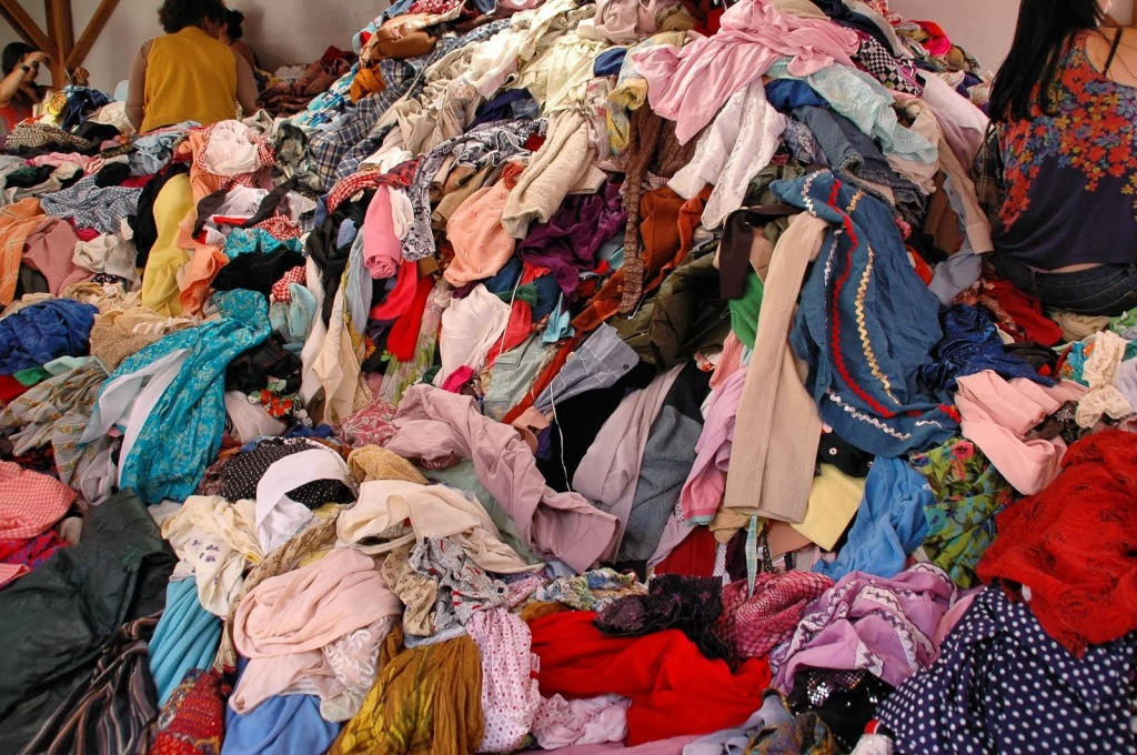clothes waste