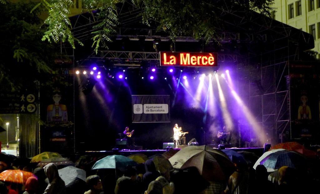 Las increibles actividades culturales que regala la «Fiesta La Mercè» en Barcelona