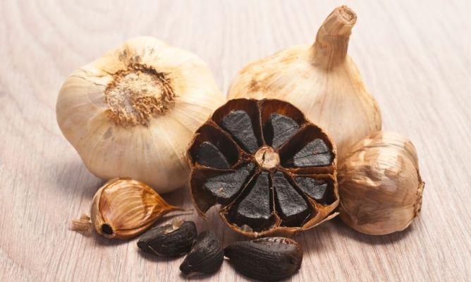 Si el ajo blanco ya es beneficio para la salud, el ajo negro lo es aún más