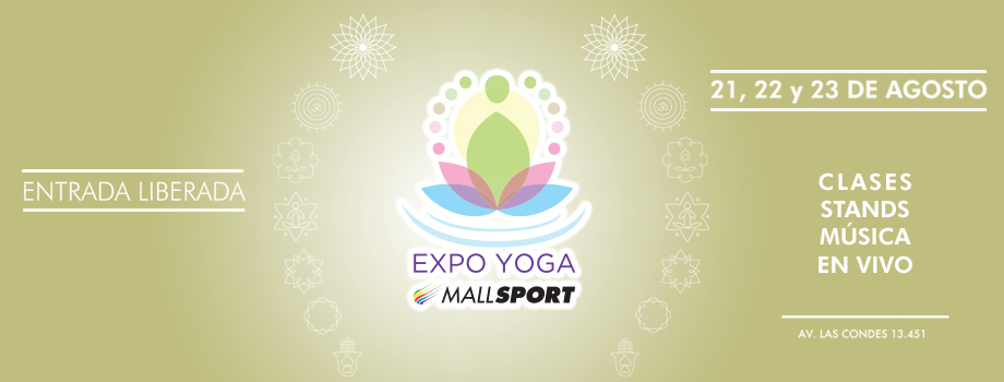 Expo Yoga Mall Sport 2015